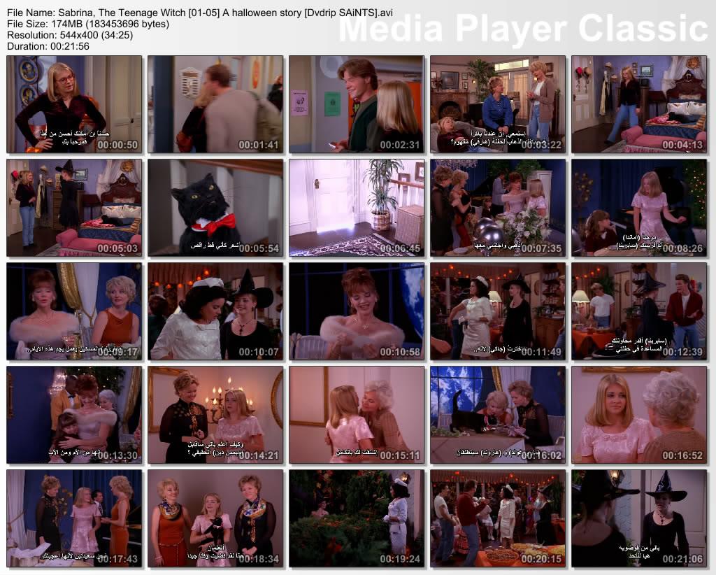 Sabrina, The Teenage Witch (full 7 Seasonz) Thumbz Up Thumbs-Sabrina-s01-epi05