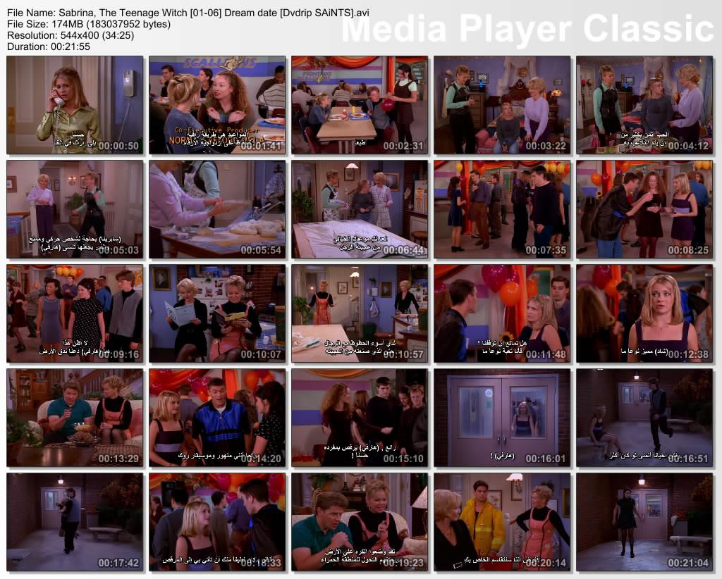 Sabrina, The Teenage Witch (full 7 Seasonz) Thumbz Up Thumbs-Sabrina-s01-epi06