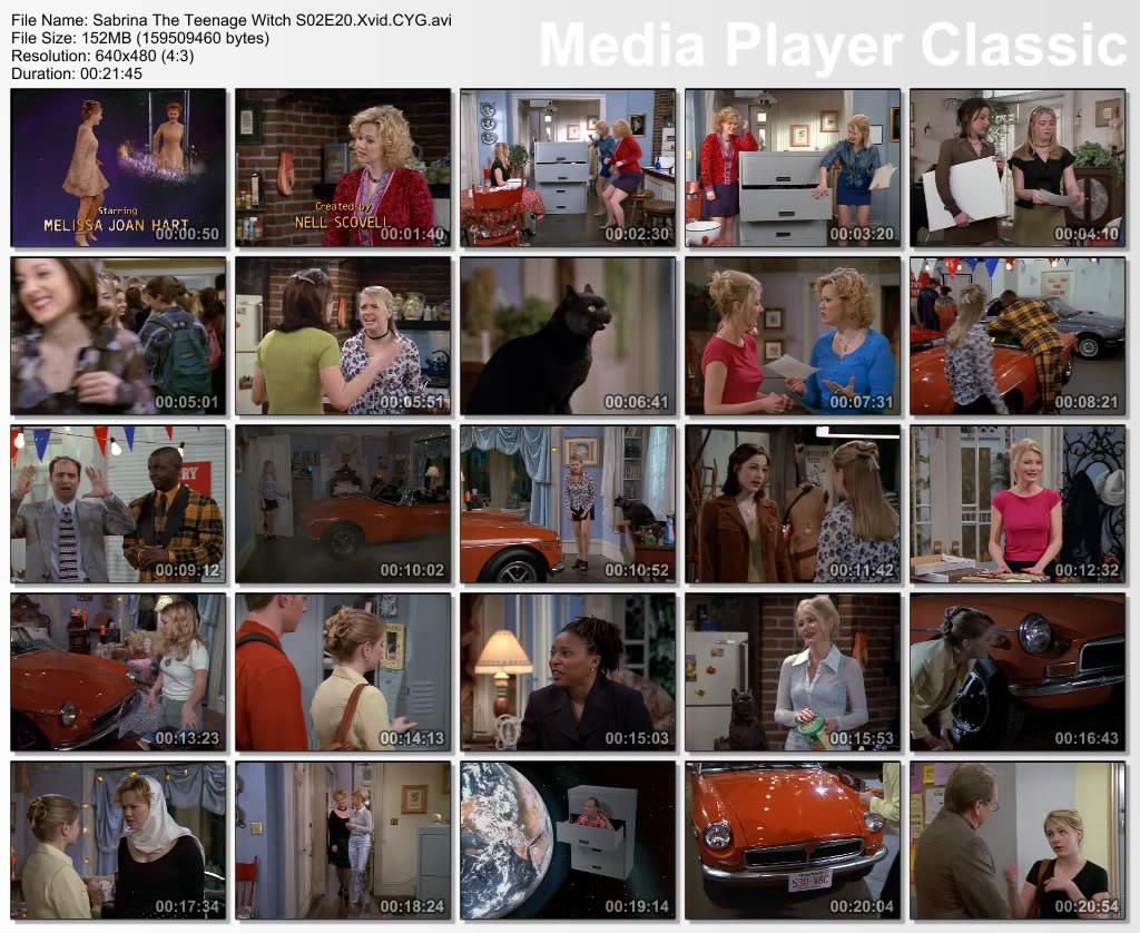 Sabrina, The Teenage Witch (full 7 Seasonz) Thumbz Up Thumbs-Sabrina-s02-epi20