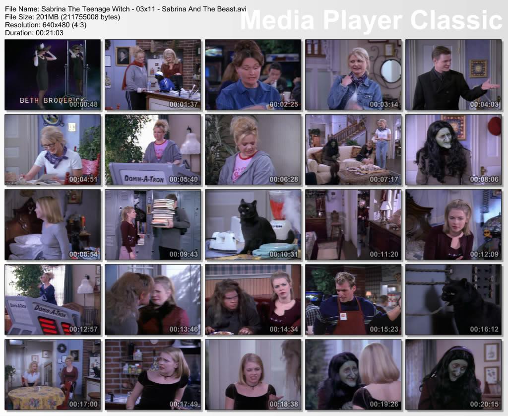 Sabrina, The Teenage Witch (full 7 Seasonz) Thumbz Up Thumbs-Sabrina-s03-epi11