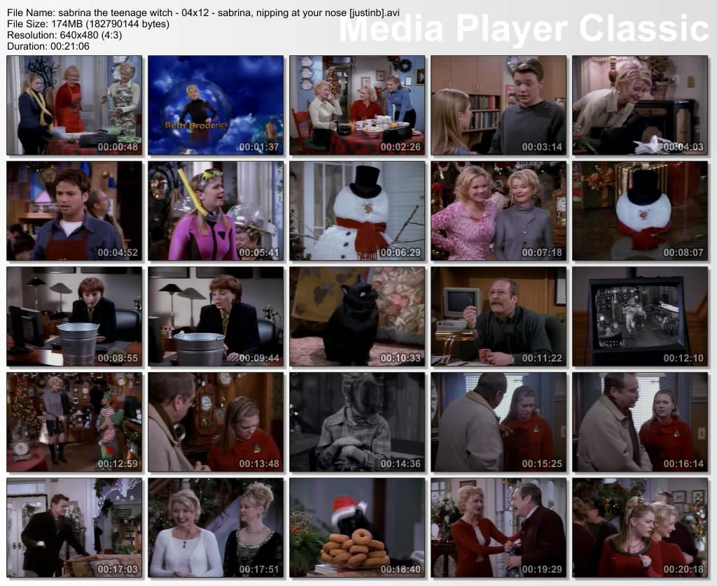 Sabrina, The Teenage Witch (full 7 Seasonz) Thumbz Up Thumbs-Sabrina-s04-epi12