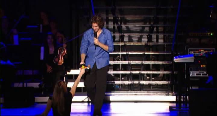 Josh Groban Live Concert @ the Greek Snapshot20080627190416