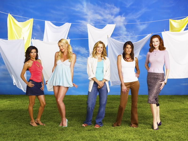 Desperate Housewives - Season 1 Wives