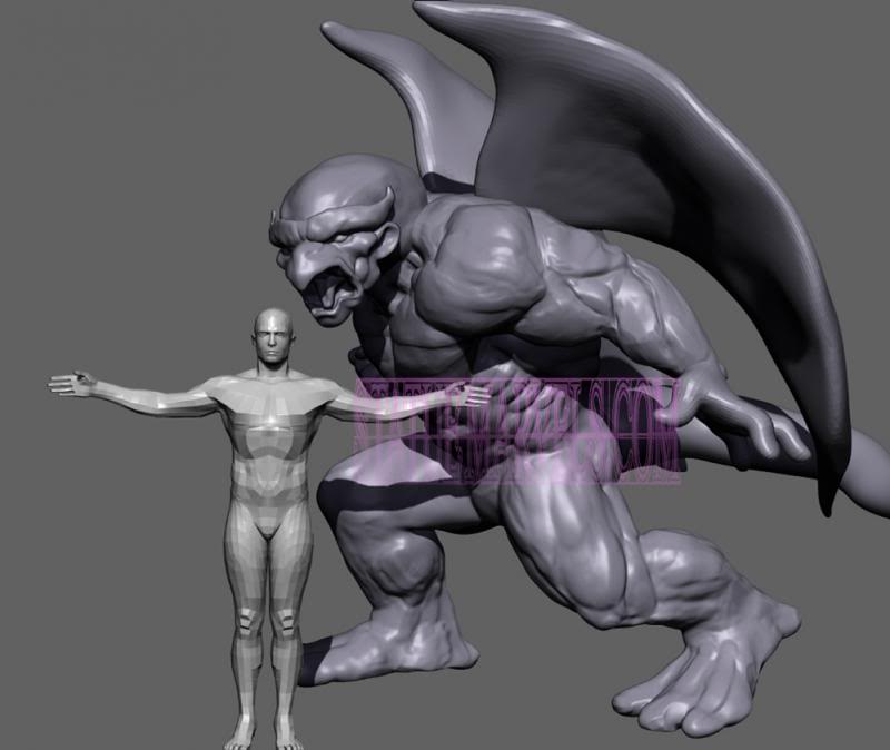 Statue HOMME-DRAGON (Dragon-Man) 111smdragaonman_zps3c579b9c