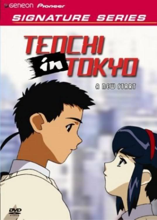 Tenchi In Tokyo (WMV) (English Dubbed) B00012QLSC01LZZZZZZZ
