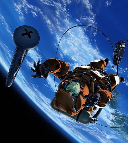 Planetes (90-98 MB) (High Quality) (English Dubbed) (MKV) (Complete) Planetes1lg