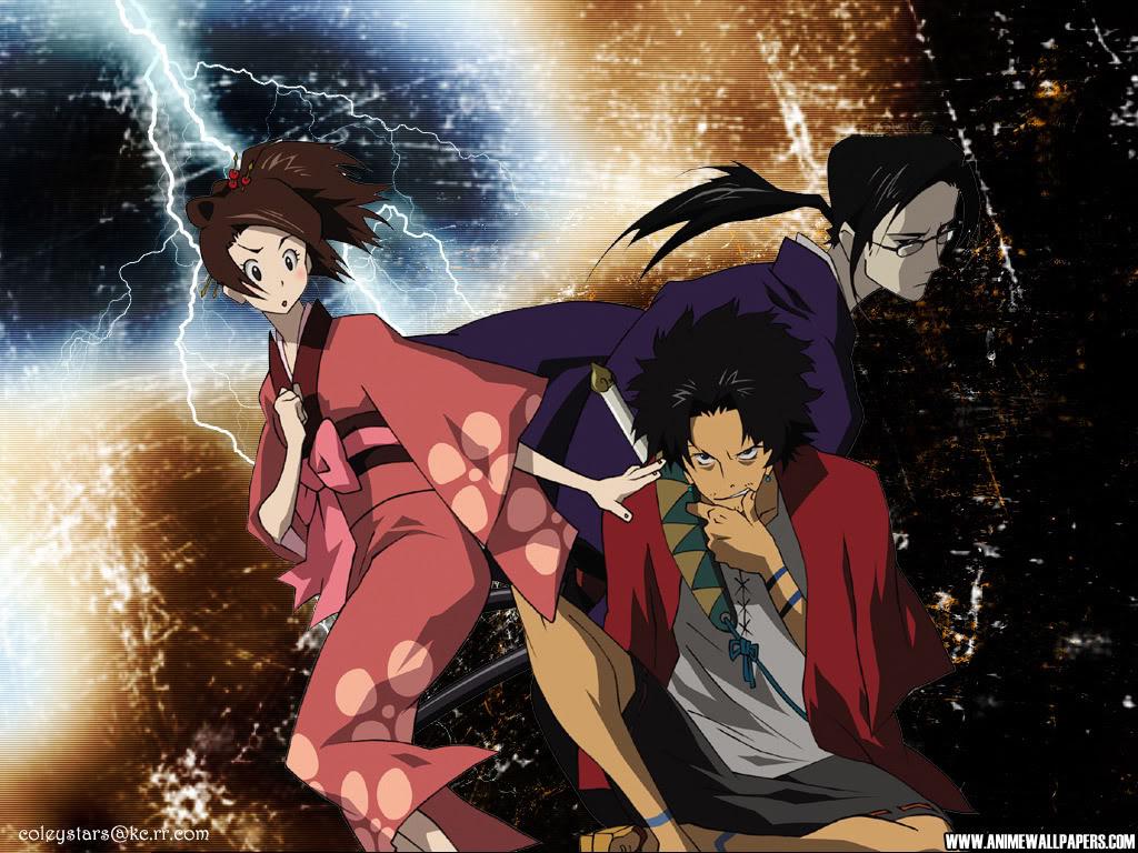 Samurai Champloo Sidetracked OST Samurai-champloo2-1024x768-animewal