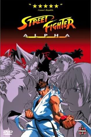 Street Fighter Alpha The Movie (MKV) (English Dubbed) Sfarq0