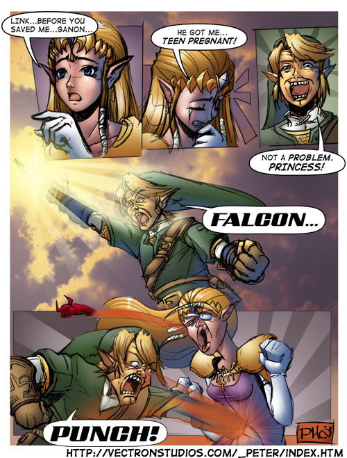 Webcomics - Page 13 Zelda