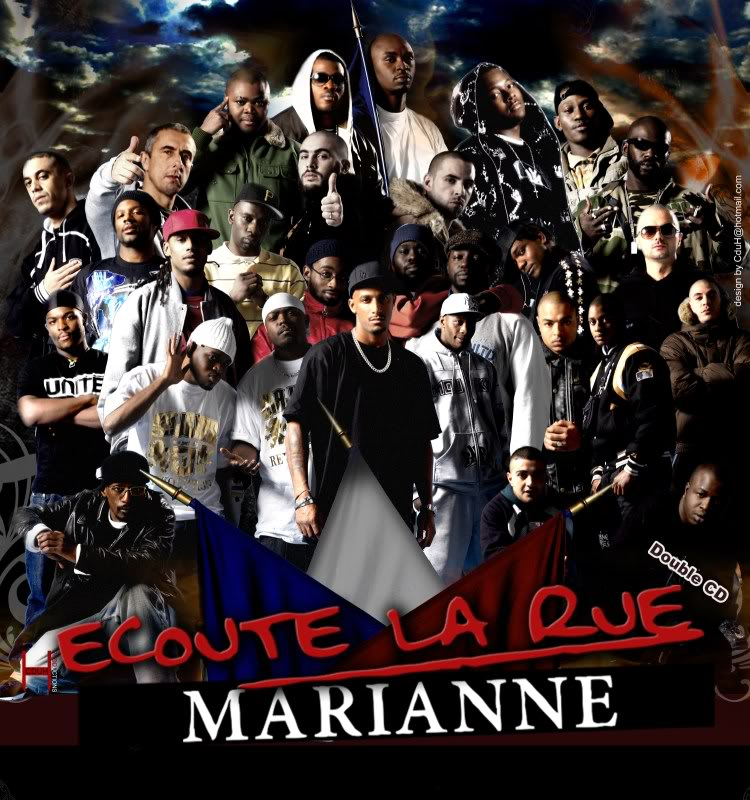 """[Réactions] Mixtape """"Ecoute La Rue Marianne"""" (2007 Marianneallstar"""