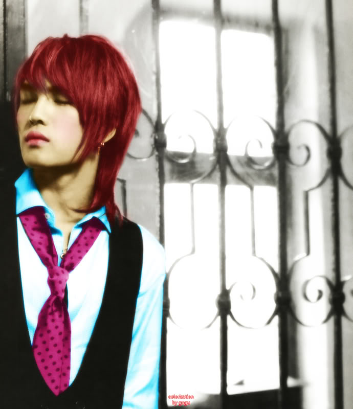 The best lips JaeJoong-color