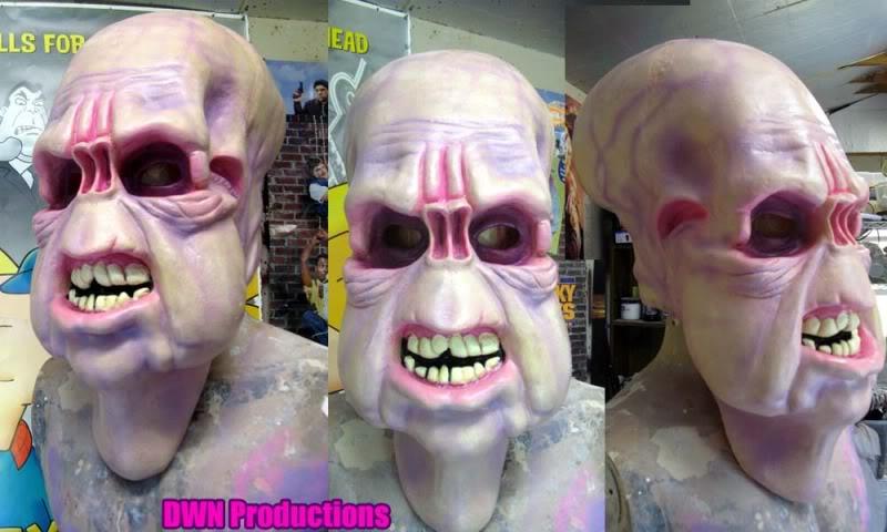 Bad Taste Alien masque ! Bastardspec