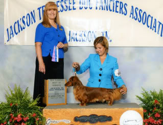 Newest AKC Champion Ozo's Manmar Tides In Dirt's Out at Largh Pah ML! - Page 2 Championstevie008