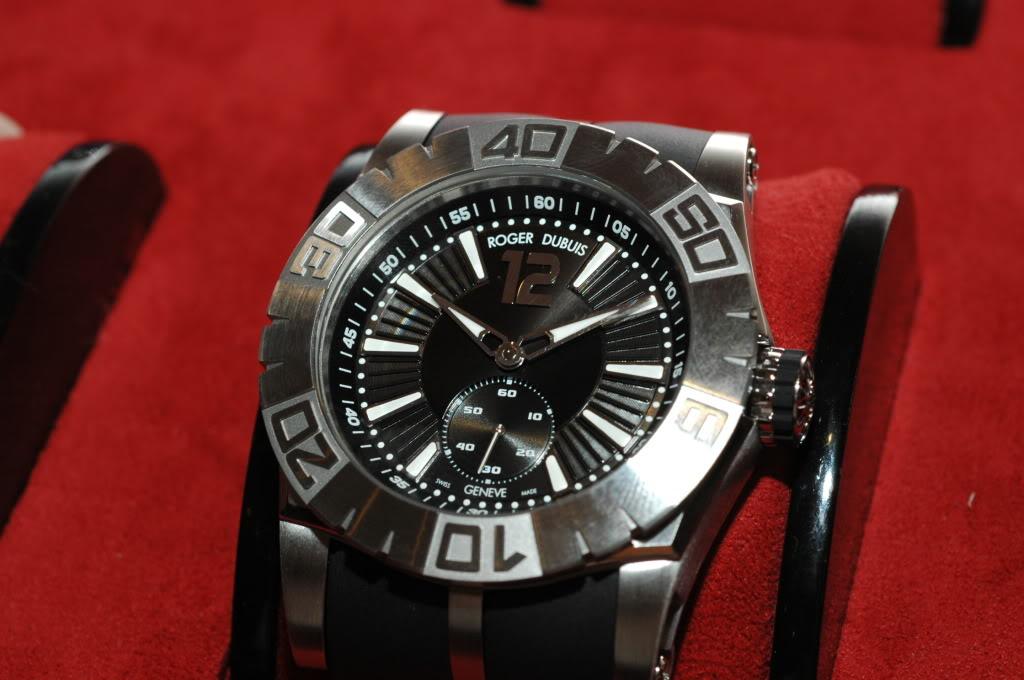 News : Roger Dubuis Easy Diver DSC_4026