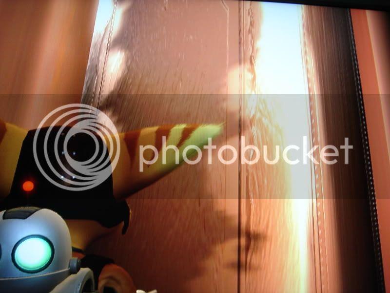 Imagenes de Ratchet and clank la demo. DSC01757
