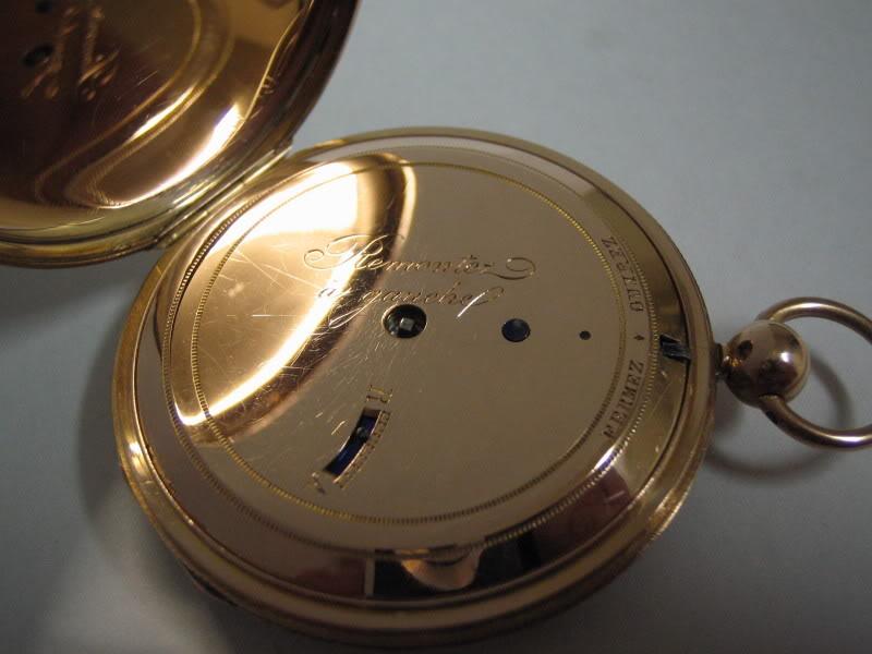 Les plus belles montres de gousset des membres du forum - Page 3 10