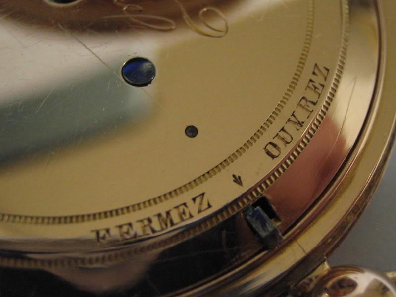 Les plus belles montres de gousset des membres du forum - Page 3 12