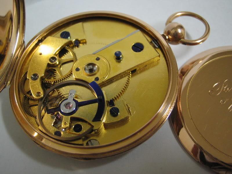 Les plus belles montres de gousset des membres du forum - Page 3 15
