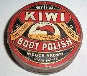 Is There Anything Wrong With Asking For Your Coffee Ni66er Brown? KiwiNiggerBrownBootPolish_zps4bba144e