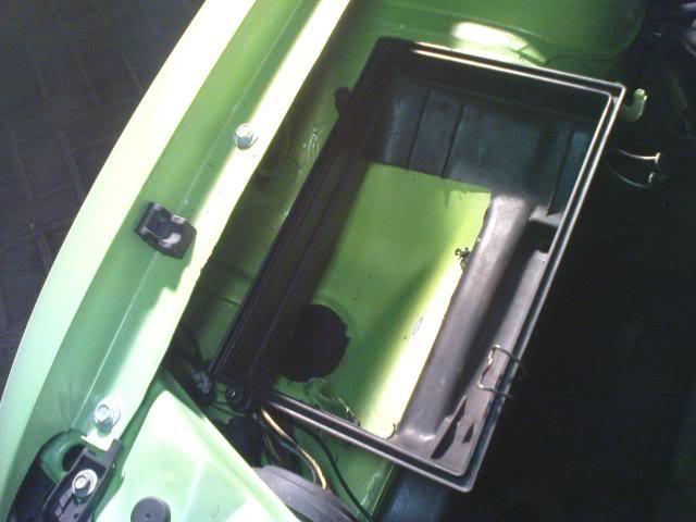 Umbau eines Luftfilterkastens vom C20LET für Astra F DSC00729