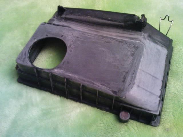 Umbau eines Luftfilterkastens vom C20LET für Astra F DSC00736