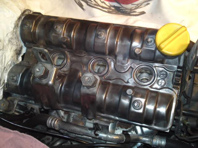 """""""Renovierung"""" eines Vectra B i30 04032010654"""