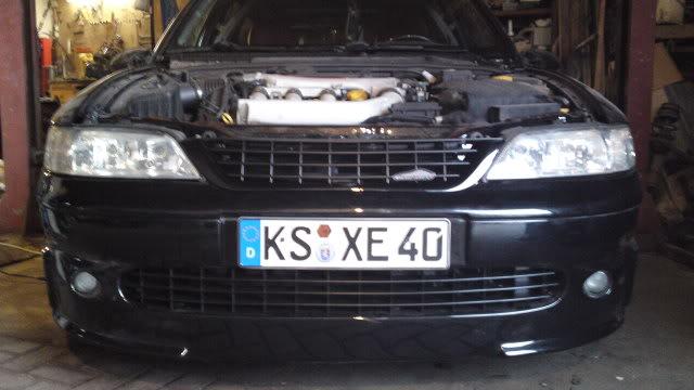"""""""Renovierung"""" eines Vectra B i30 09122009423"""
