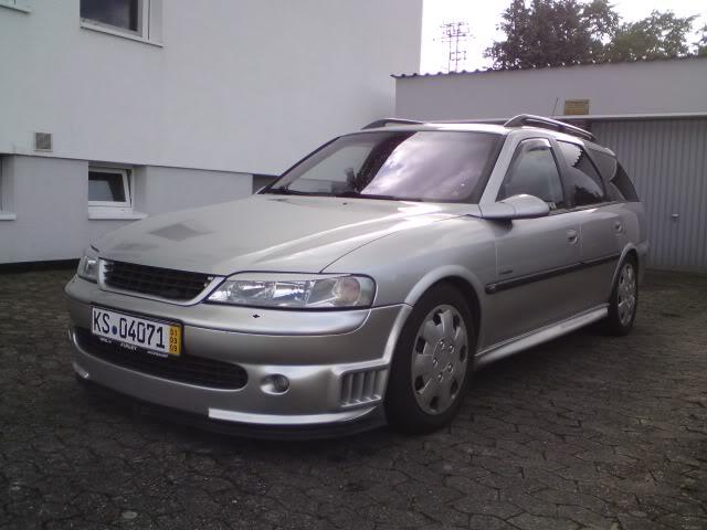 """""""Renovierung"""" eines Vectra B i30 DSC02565"""