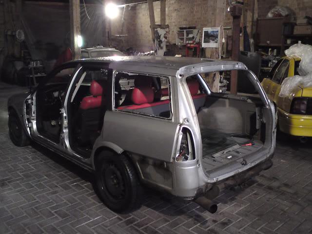 """""""Renovierung"""" eines Vectra B i30 DSC02713"""