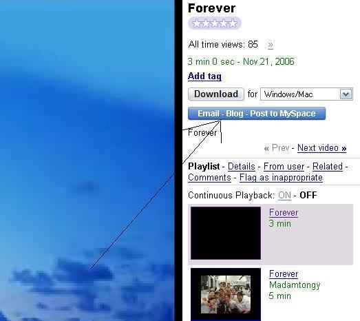 Nhac nen trên blog Yahoo!360 1mg5