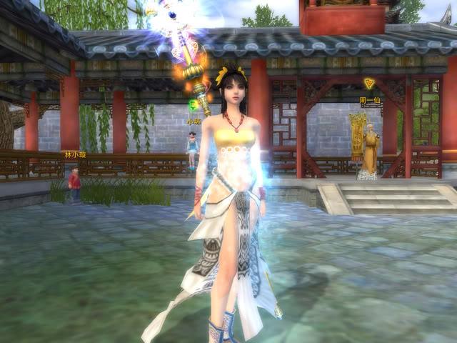 zhuxian online