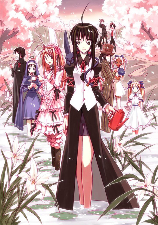 [Thư viện - Download]Anime Music Album - Page 7 LoveHina32