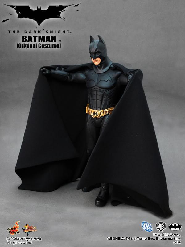 BATMAN BEGINS - BATMAN/BRUCE WAYNE (MMS155) 20DK_Batman_12inches