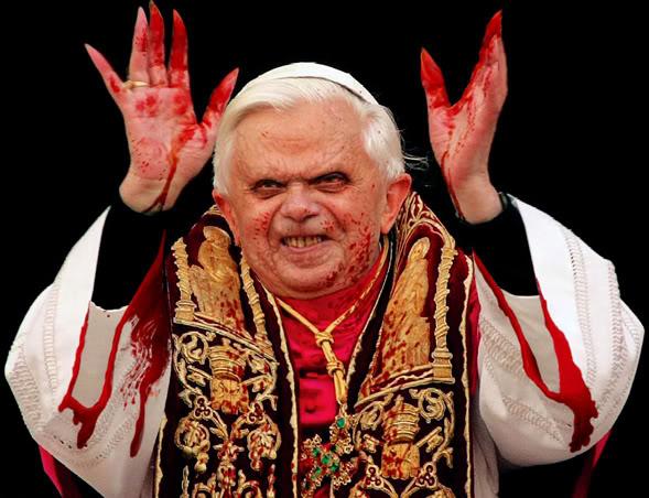 L'abbé Ratzinger... Ratzinger