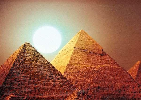 Svetska cuda ljudskih dostignuca Piramide