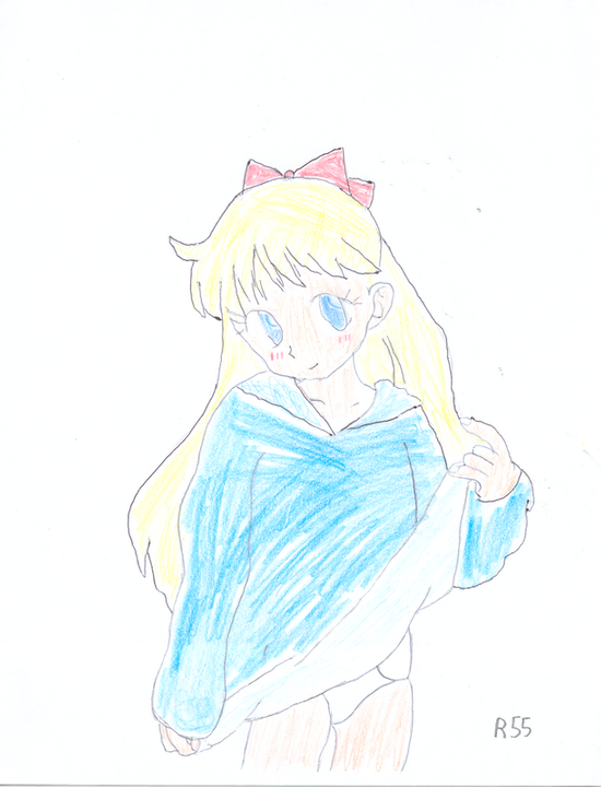 My colorings Minako