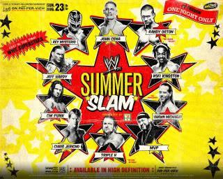 Cartelera Summer Slam Summerslam2009