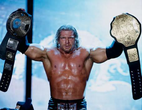 لعبة المصارعة WWE RAW Ultimate 2009 مضغوطة بدون تسطيب بمساحة 360 ميجا فقط . على أكثر من سيرفر TripleH