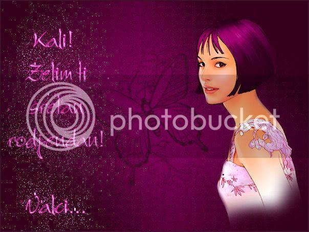 Kali srecan... Kali