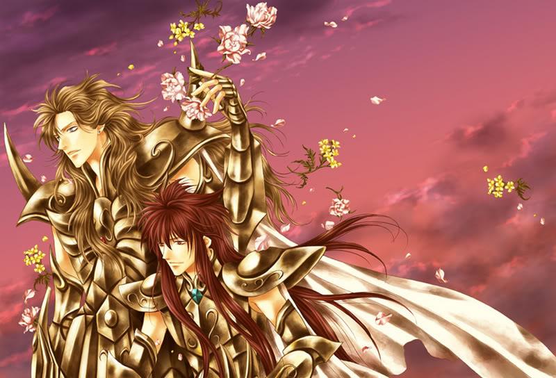 Galerie d'images => Yaoi! Flower