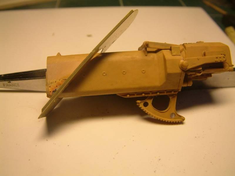 8.8cm Panzerjägerkanone Pak43 (Trumpeter 1:35) DSCF0185