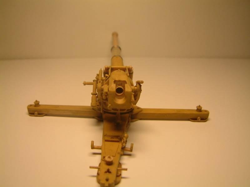 8.8cm Panzerjägerkanone Pak43 (Trumpeter 1:35) DSCF0195