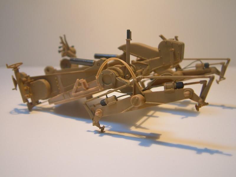 12.8cm Kanone  (Trumpeter 1/35) DSCF0148
