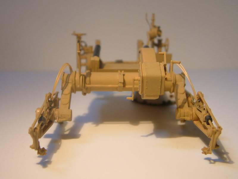 12.8cm Kanone  (Trumpeter 1/35) DSCF0151