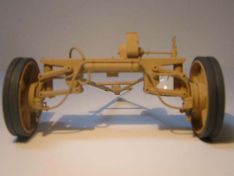 12.8cm Kanone  (Trumpeter 1/35) DSCF0152