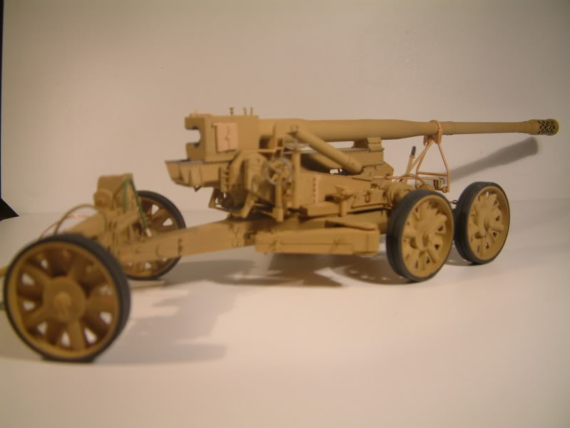12.8cm Kanone  (Trumpeter 1/35) DSCF0160