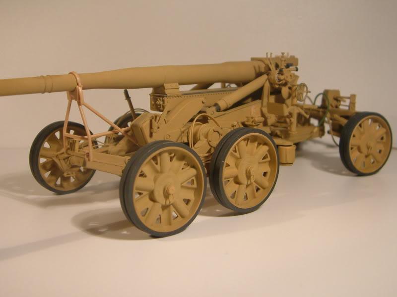 12.8cm Kanone  (Trumpeter 1/35) DSCF0161