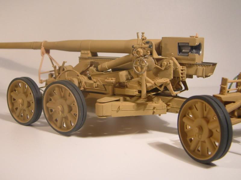 12.8cm Kanone  (Trumpeter 1/35) DSCF0163