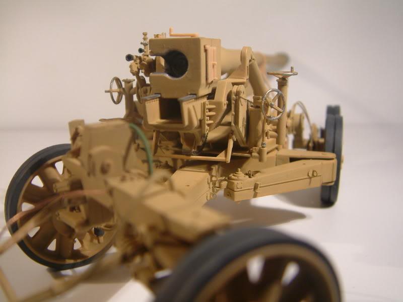 12.8cm Kanone  (Trumpeter 1/35) DSCF0165