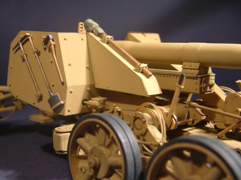 12.8cm Kanone  (Trumpeter 1/35) DSCF0174